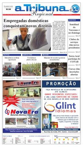 510902214 Jornal a tribuna regional de cravinhos by Leandro Cavalcanti - issuu