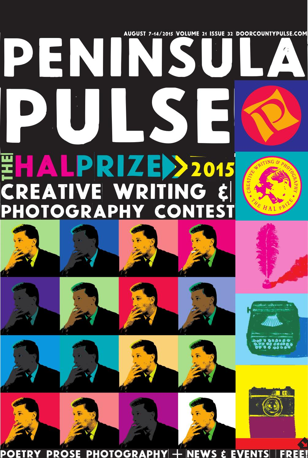 low priced 99f8c 226fe Peninsula Pulse 2015 Hal Prize, Creative Writing   Photography Contest by  Door County Pulse - issuu