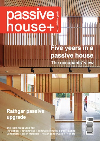 Passive house plus issue 12 (irish edition) by Passive House