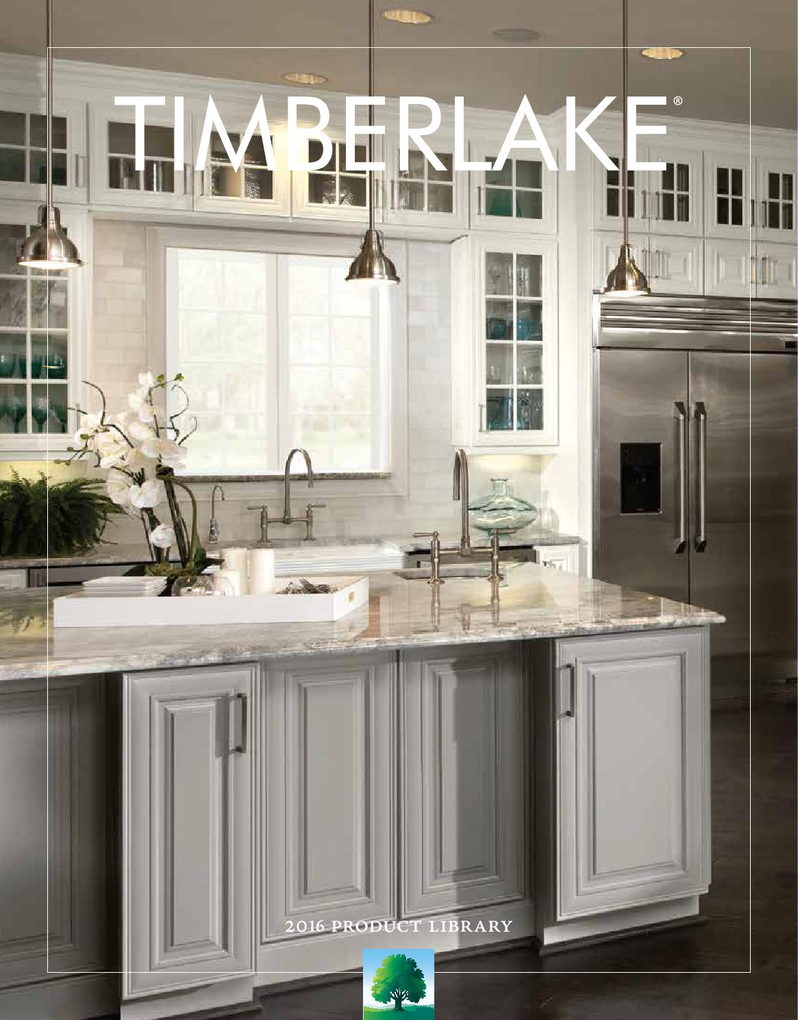2016 Product Library by Timberlake Cabinetry by Timberlake ...