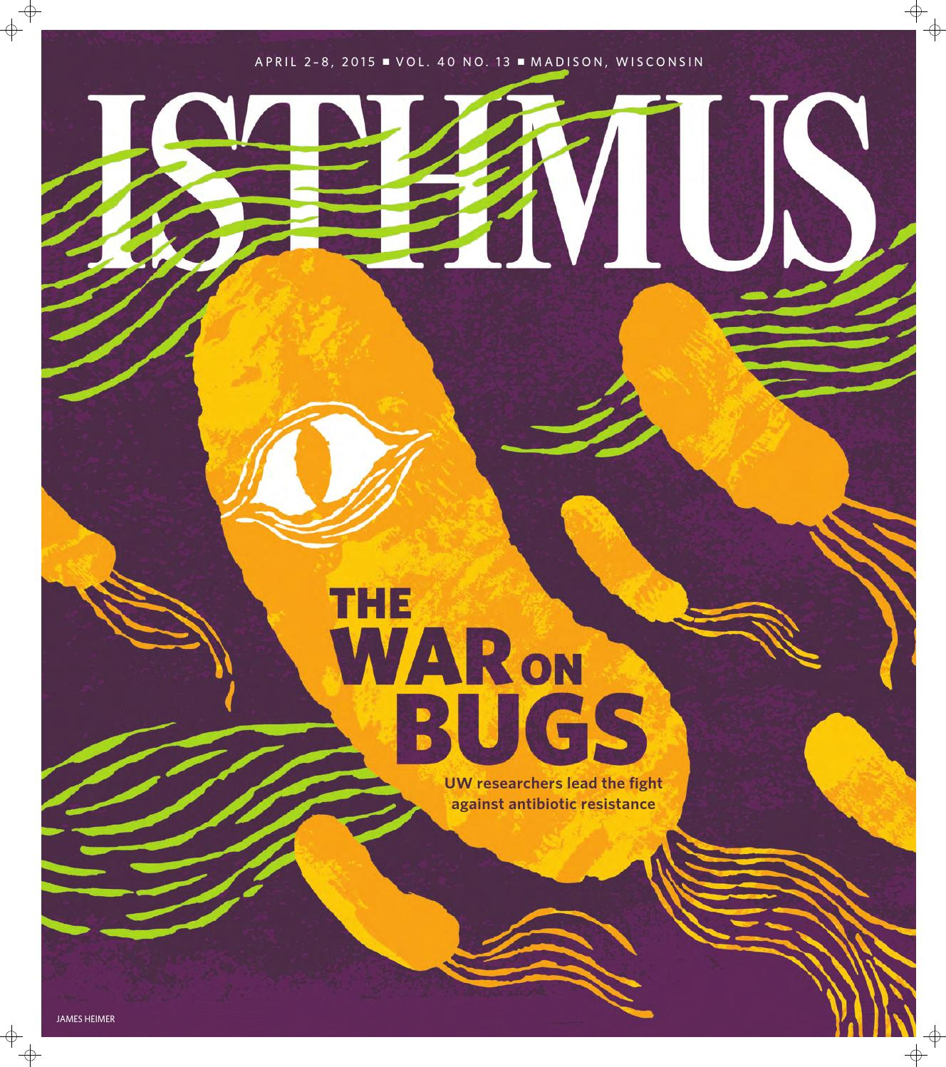 Isthmus April 2 8 2015 by Isthmus issuu