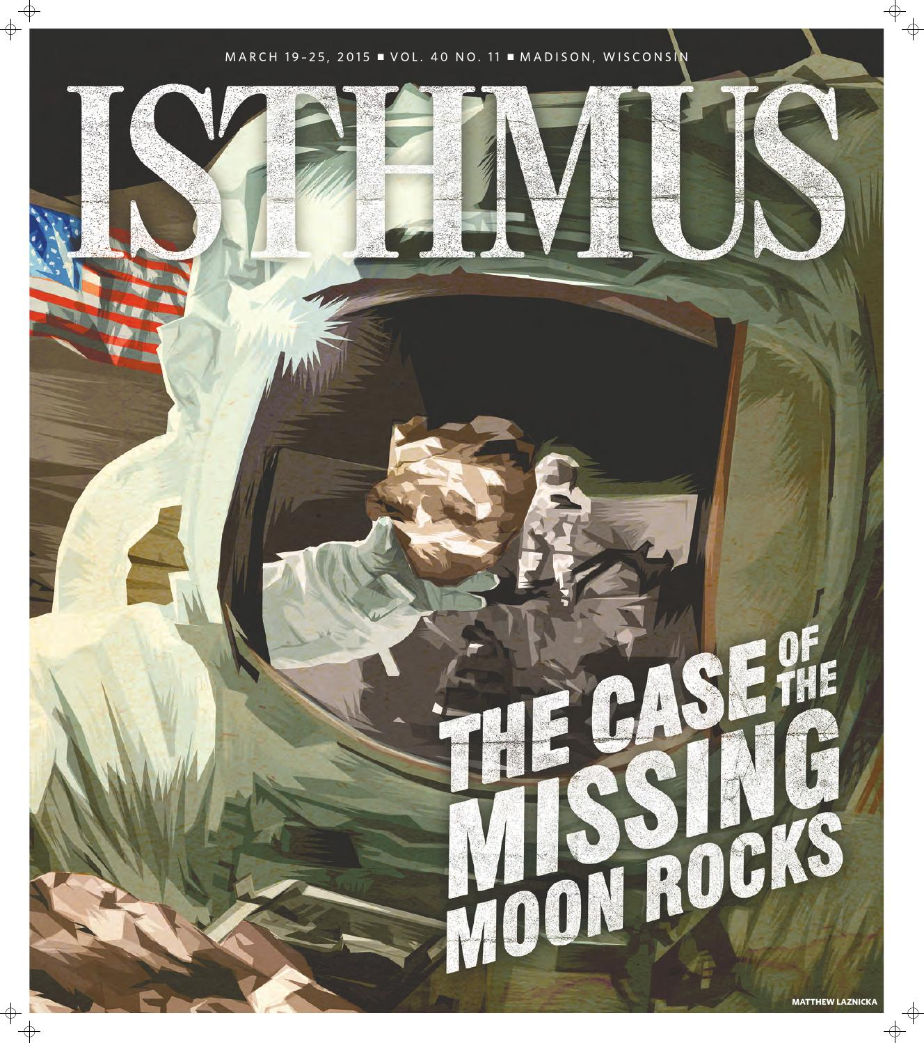 Isthmus March 19 25 2015 by Isthmus issuu