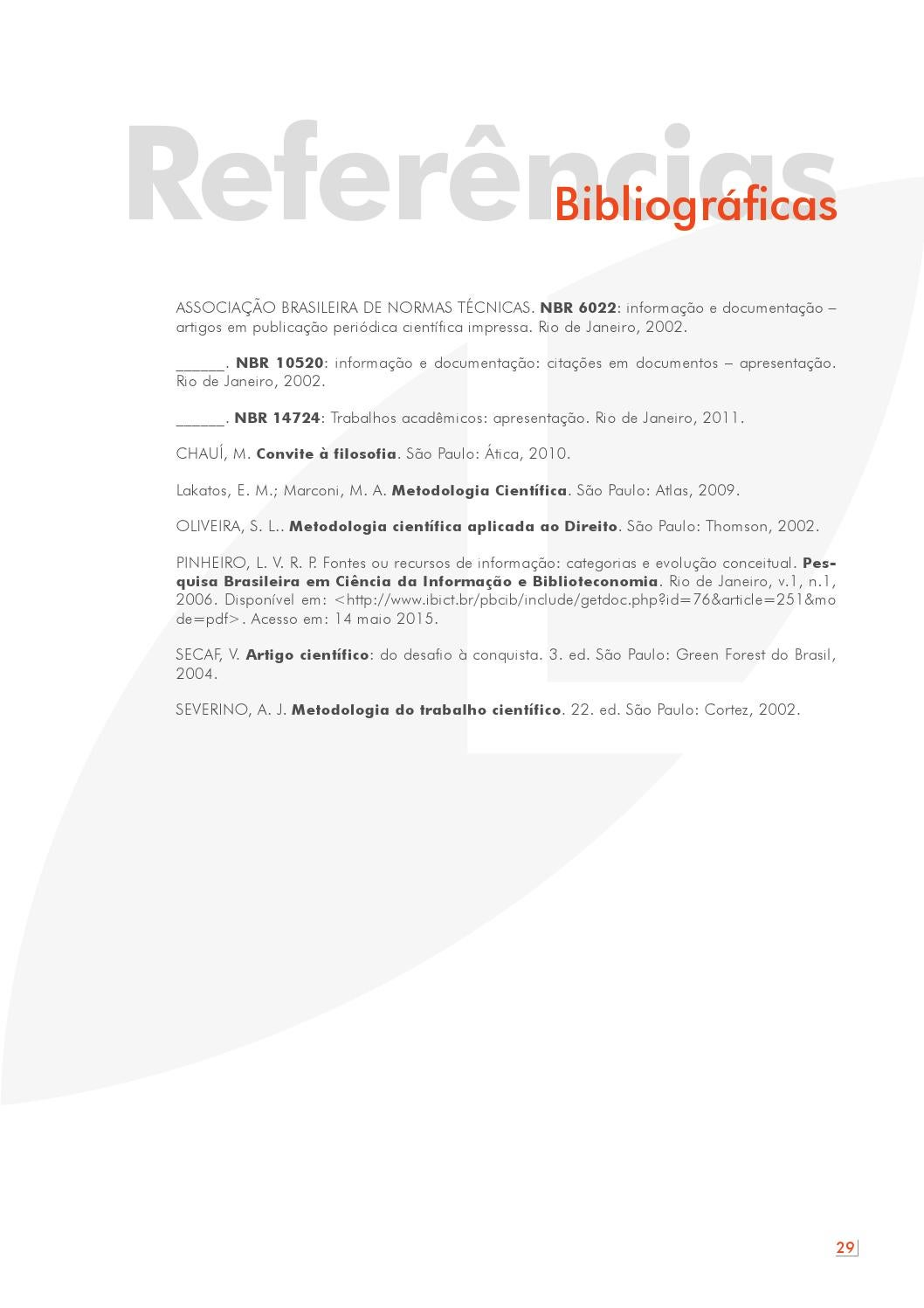 Metodologia Cientifica By Ead Unifacs Issuu