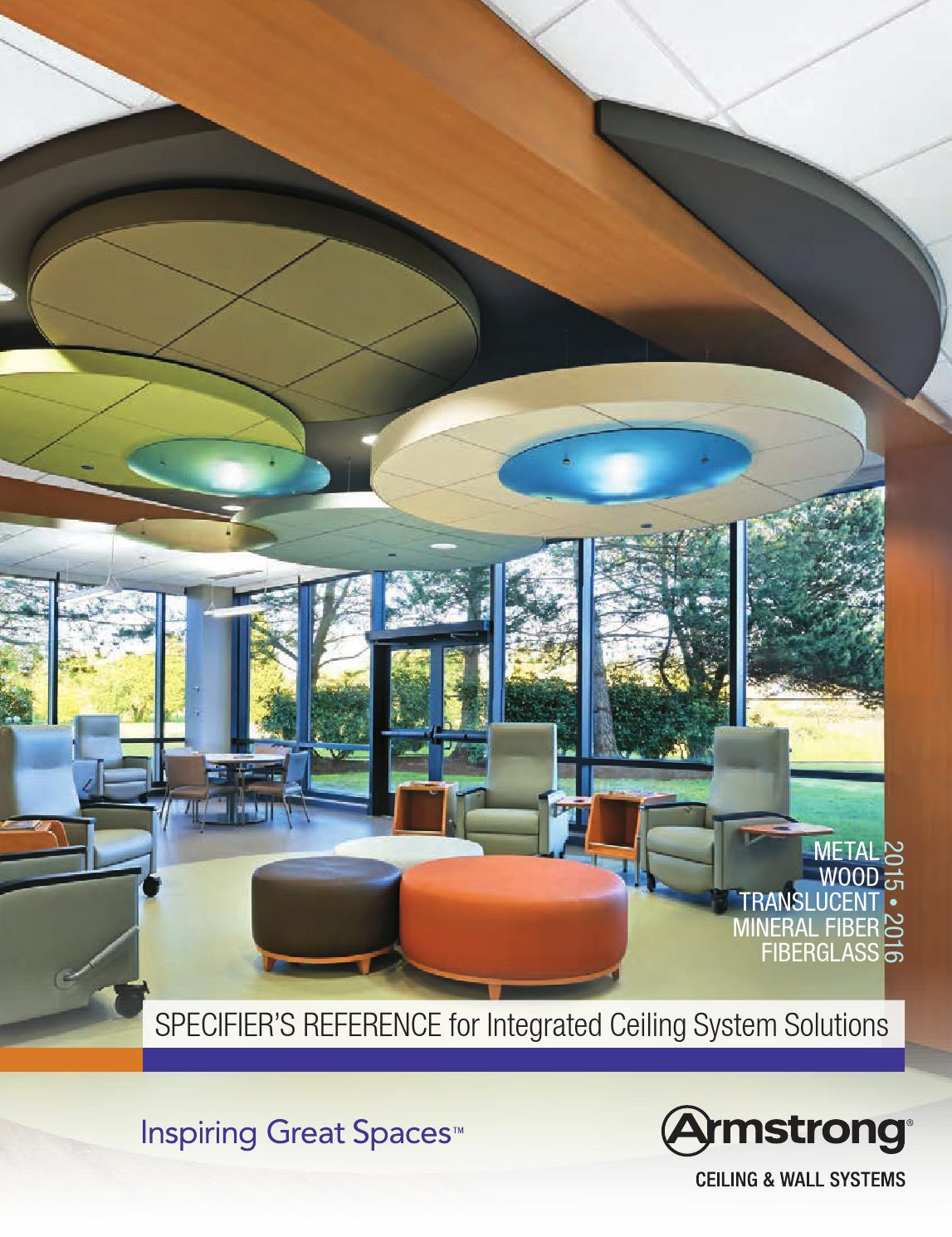 Armstrong Ceiling By Europroduct Org Issuu