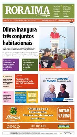 3339d115c Jornal roraima em tempo – edição 109 – período de visualização ...