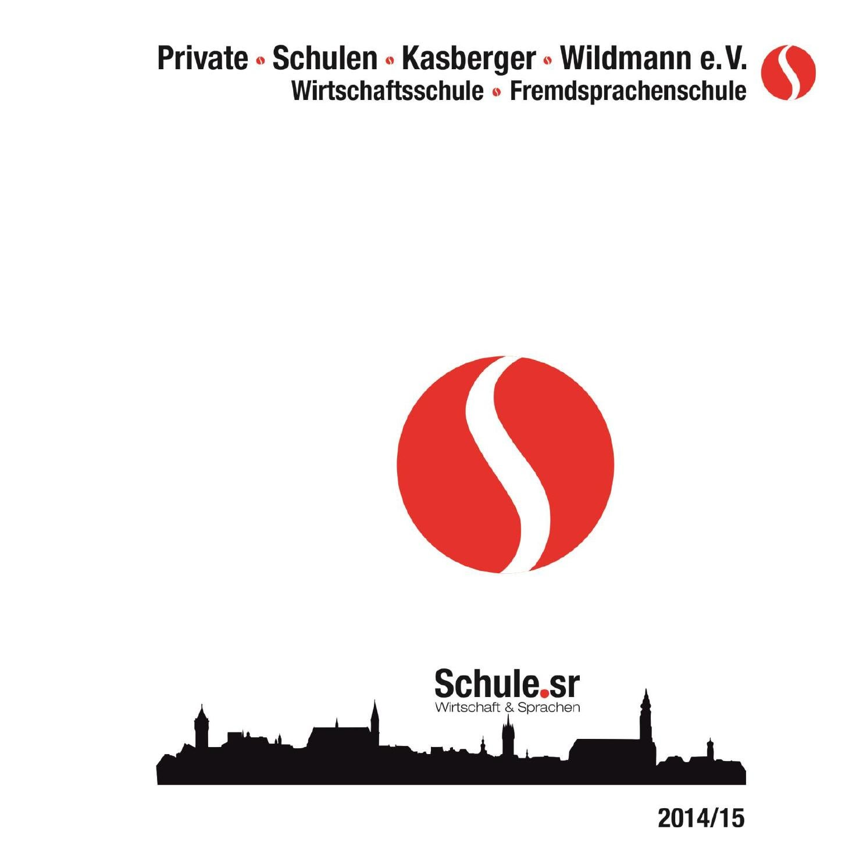 WiKaWi Jahresbericht 2014-2015 by Private Schulen Kasberger-Wildmann ...