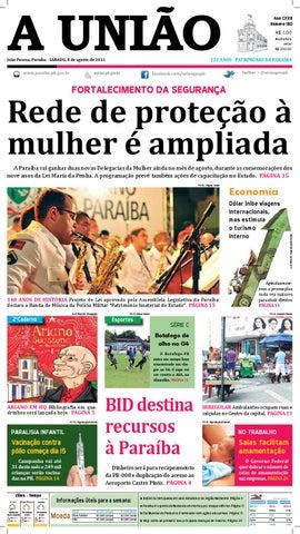 Jornal A União - 08 08 2015 by Jornal A União - issuu 5e445495c3b43