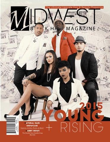 Excellent Midwest Black Hair Magazine Issuu Short Hairstyles For Black Women Fulllsitofus