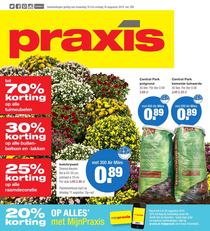 Houten Opbergrek Praxis.Praxis Folder Week 33 2015 By Online Folders Issuu