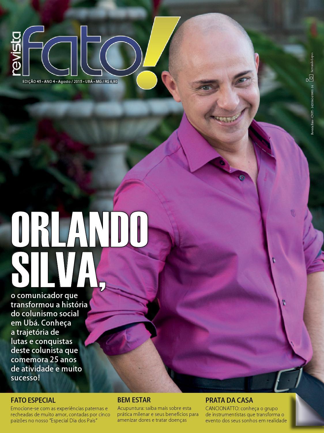 c9e8bf6cc330c Revista Fato! - Edição 45 by Revista Fato! - issuu