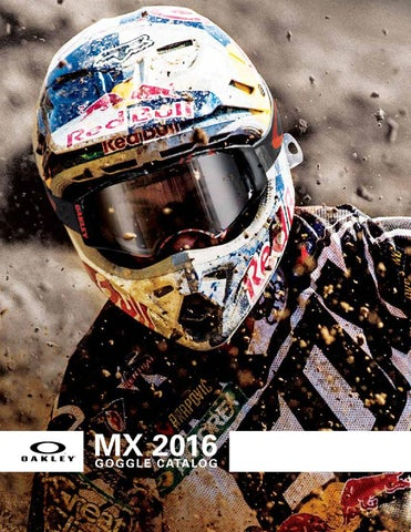 11ca32ae1a0f Oakley MX 2016 Catalogue by Monza Imports - issuu
