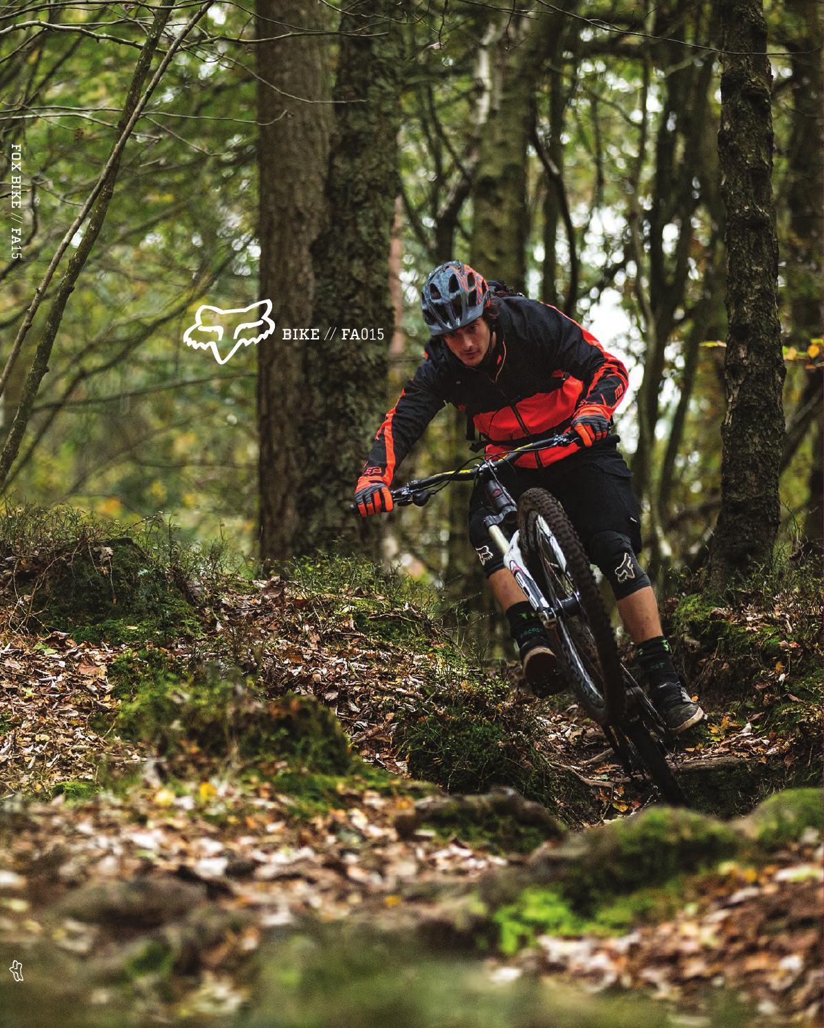 Fox Ranger MTB Gloves for Cycling 2015 XXL Black