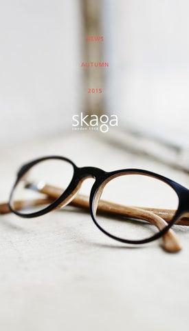 32ee46ebcb7 Skaga News Autumn 2015 by Scandinavian Eyewear - issuu