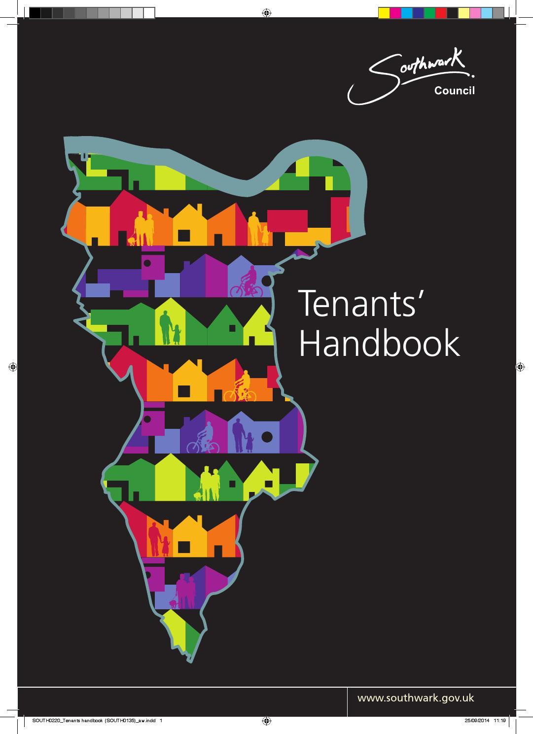 Southwark Tenants Handbook By Southwark Council Issuu