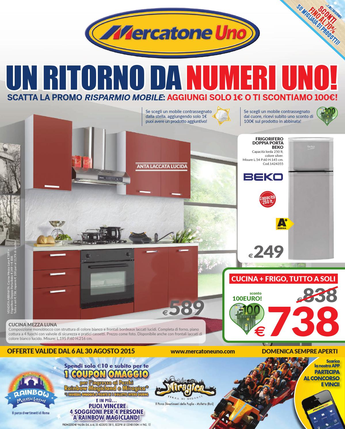 Mercatoneuno catalogo 6 30agosto2015 by CatalogoPromozioni.com - issuu