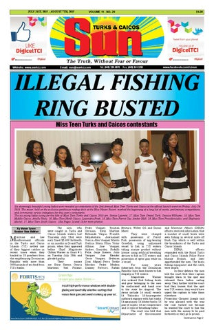 Volume 11 Issue 29 By The Sun Newspaper Issuu
