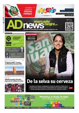 00cb0df4fdee Ad News 34 - Mercado Negro by Mercado Negro Advertising - issuu