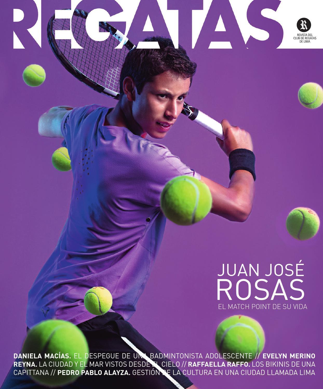 REGATAS   Edición 239   Juan José Rosas by REGATAS - issuu