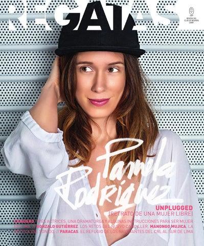 2a51aac7aa REGATAS | Edición 246 | Pamela Rodríguez by REGATAS - issuu