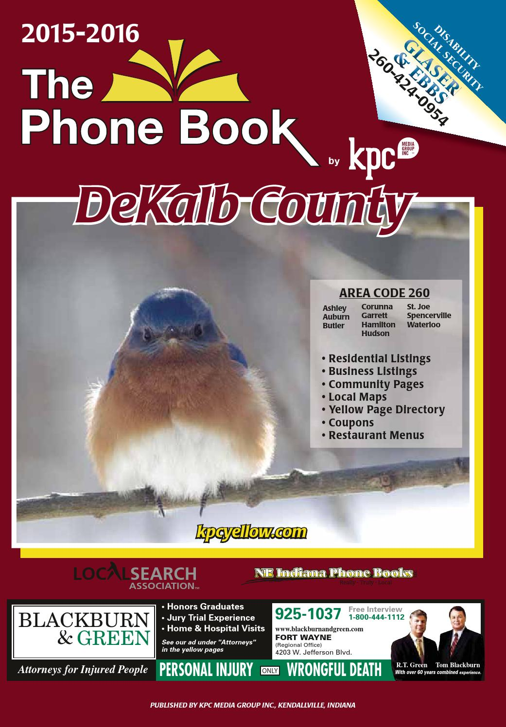 Dekalb County Yellow Pages 2015 By Kpc Media Group Issuu Circuit Board With Space For Text Gl Stock Images