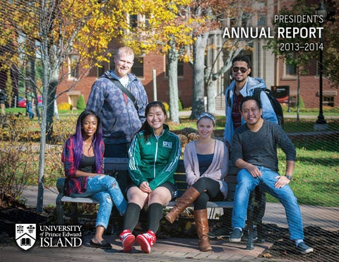 96df3171aca UPEI Annual Report 2013-14 by UPEI - issuu