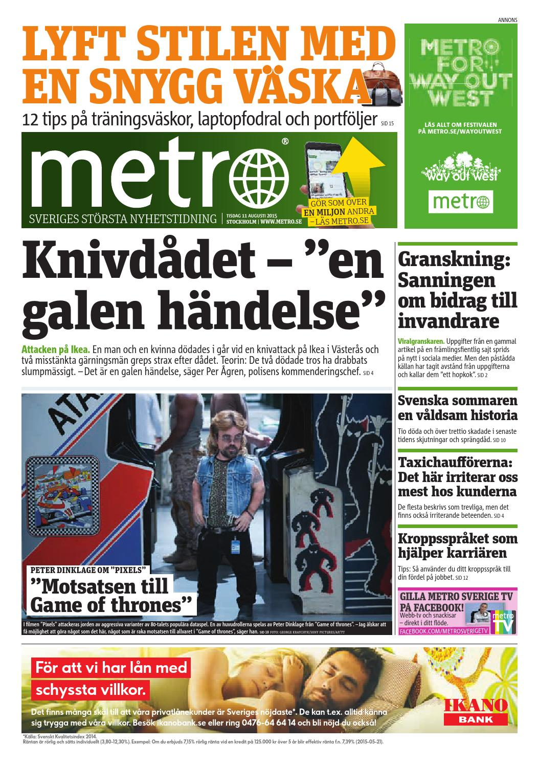 d9ff514eb56 20150811_se_stockholm by Metro Sweden - issuu