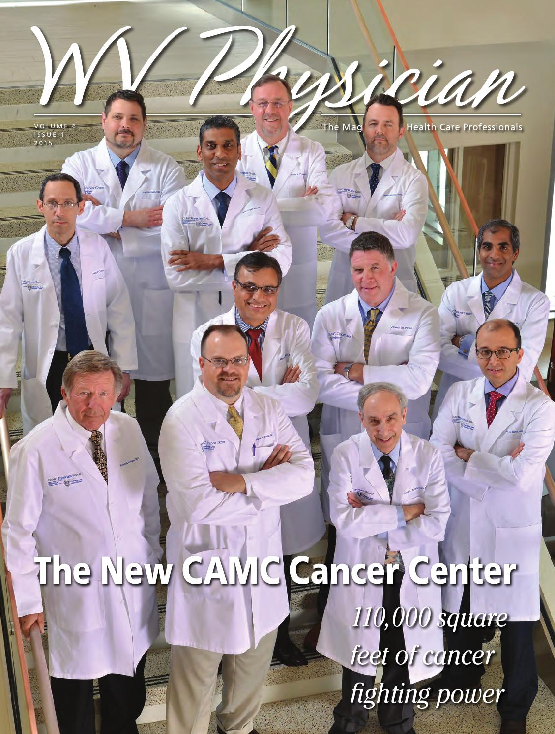 Wv Physician Magazine Volume 6 Issue 1 By P J Hutton