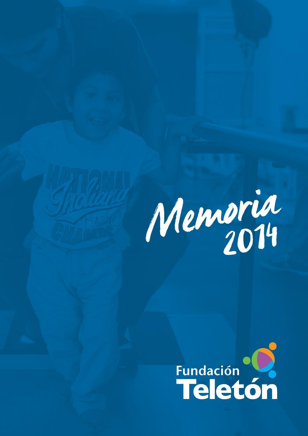telet243nrindecuentas memoria 2014 by telet243n paraguay issuu