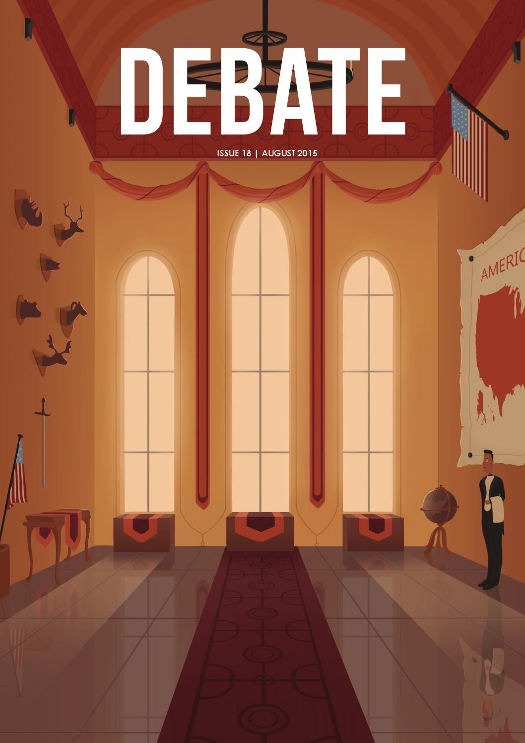 Debate Issue 18 2015 By Magazine Issuu Durex Play Longer For Edi