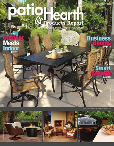 Incroyable Patio U0026 Hearth Products Report July/August 2015 By Peninsula Media ...
