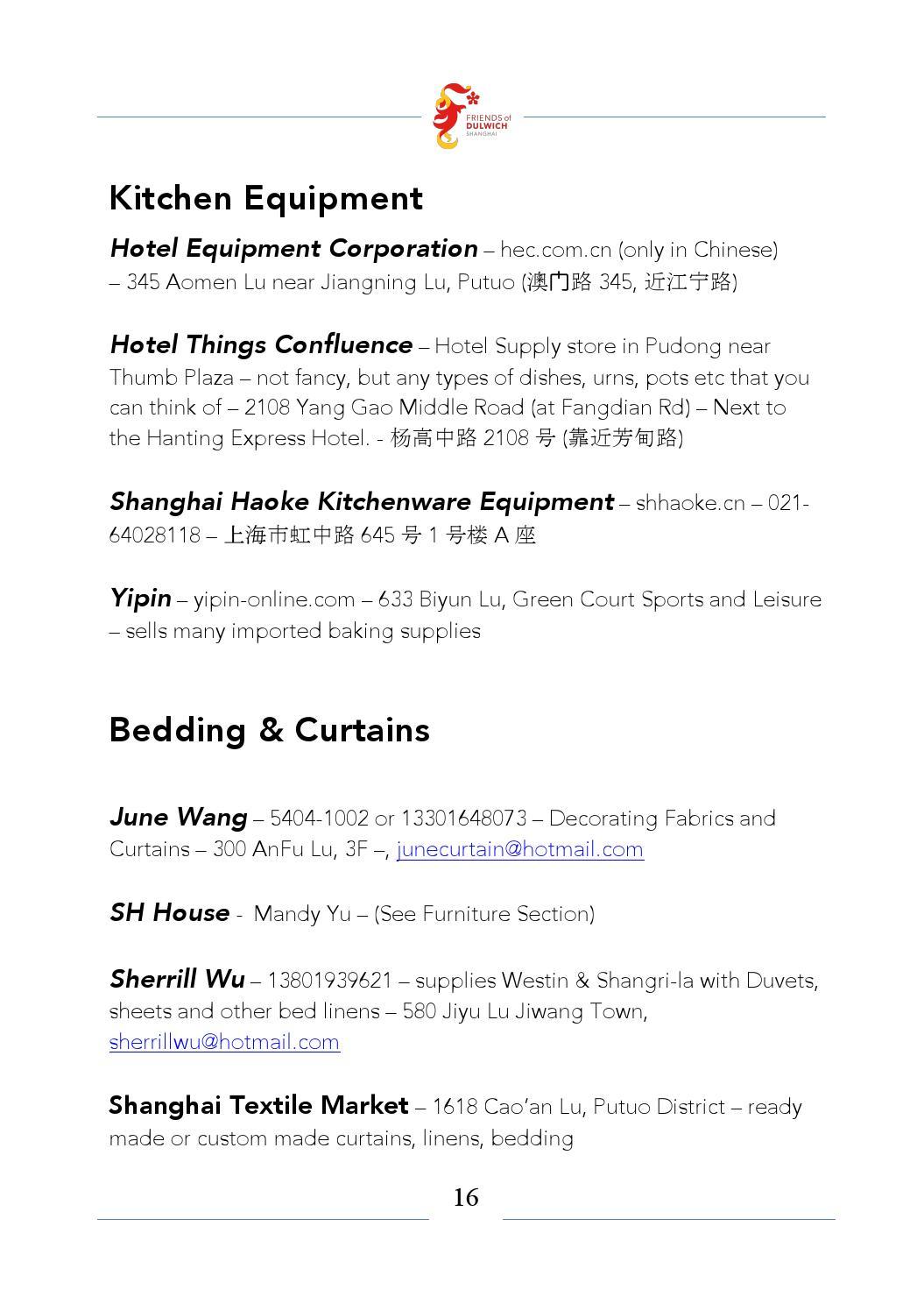 Shanghai Secrets 2015 by Dulwich College Shanghai - issuu