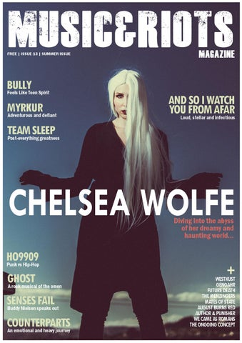 ad87f251c2ce6 MUSIC RIOTS Magazine 13 by MUSIC RIOTS Magazine - issuu