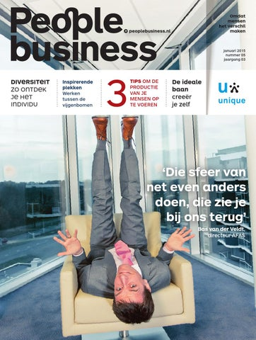 Peoplebusiness Magazine - Editie 5 by Peoplebusiness voor ...