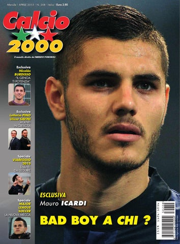 151eca765ad3bf Calcio 2000 n.208 by TC&C SRL - issuu