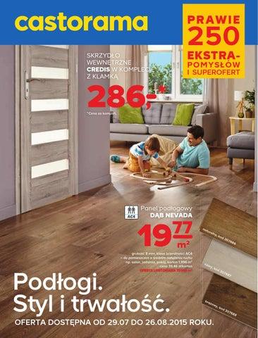 Castorama Katalog Podłogi Do 26 08 By Finmarket Issuu