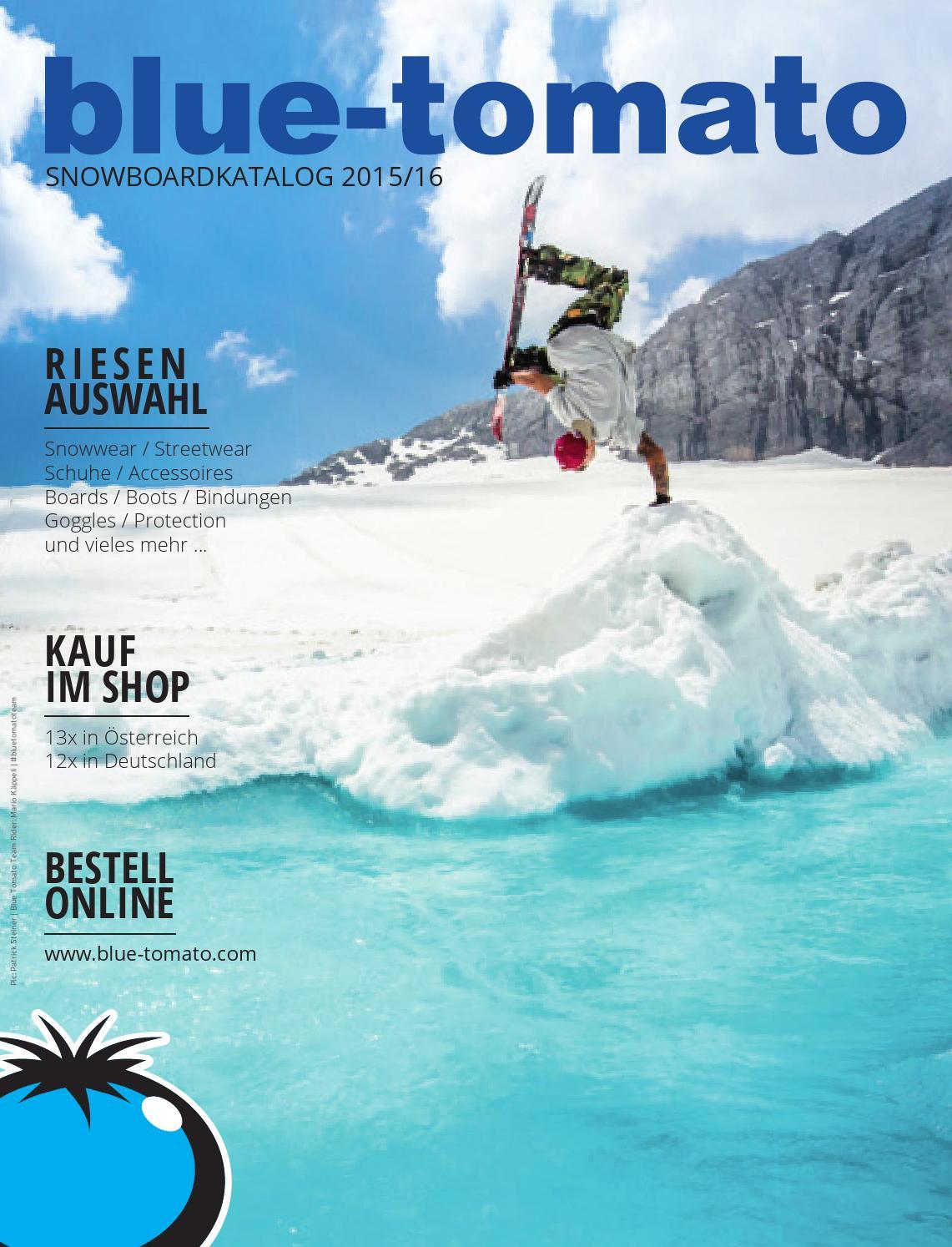 7670b790aa78a Blue Tomato Snowboard Katalog 2015 16 by Blue Tomato - issuu