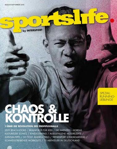 Intersport Kuhn - Sportslife August September 2015 cc287f9b2e840