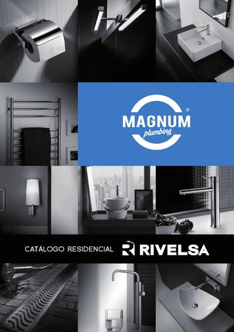 Catalogo residencial Magnum by Rivelsa - issuu db611cce701d