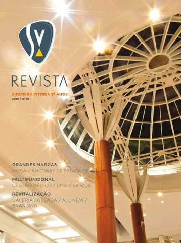 c7f3babc472 SV REVISTA 10 - SHOPPING VITÓRIA 17 ANOS by SV Revista - issuu
