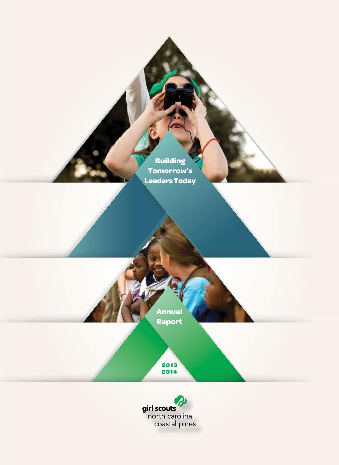 building tomorrow s leaders today 2013 14 annual report