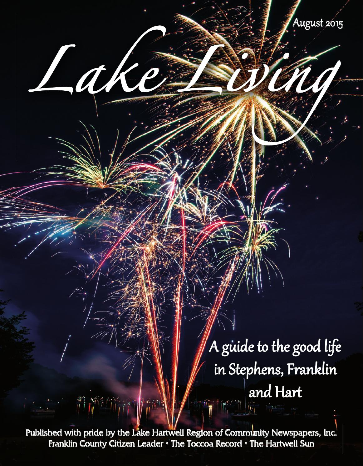 Lake Living Summer 2015 By Community Newspapers