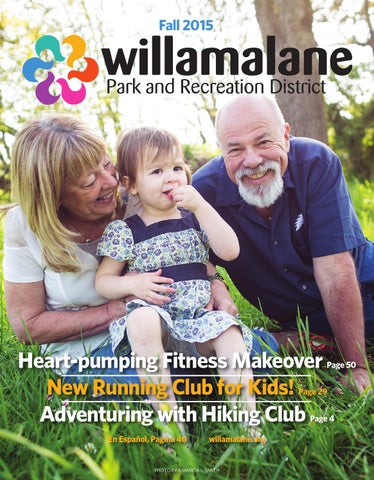 Willamalane Fall 2015 recreation guide by Willamalane - issuu