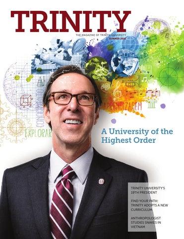 Trinity Magazine Summer 2015 By Trinity University Issuu