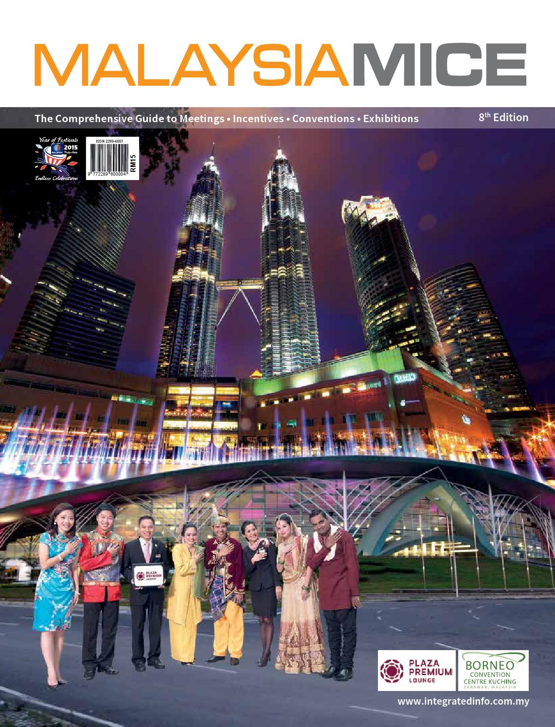 Malaysia Mice 2015 8th Edition By Tourism Publications Corporation Police 14796jsu 02 Hitam Jarum Orange Sdn Bhd Issuu