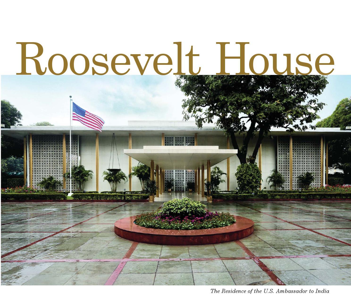 Roosevelt House By SPAN Magazine Issuu - Us embassy shantipath chanakyapuri new delhi map