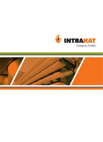 Intrakat Brochure By Fairyland Issuu
