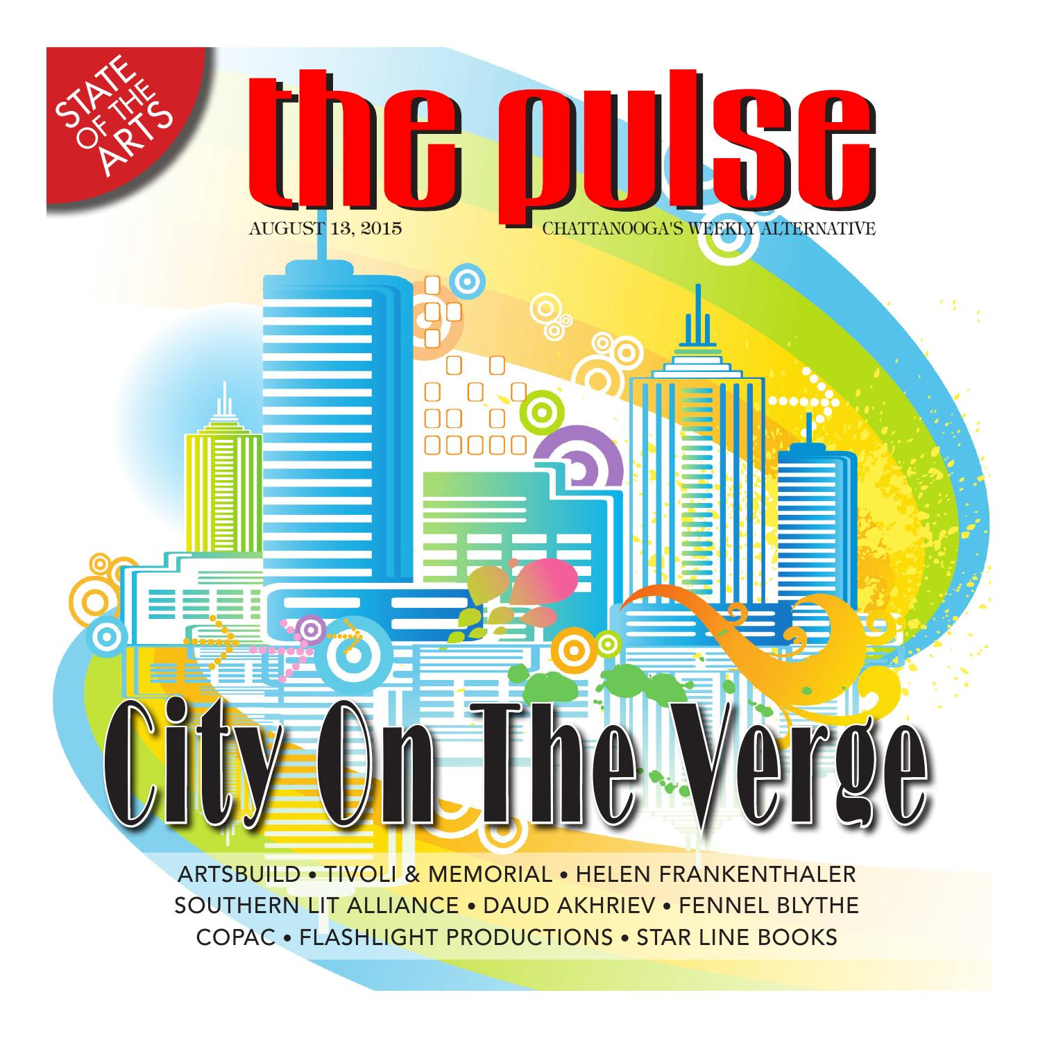 The Pulse 12 33 August 13 2015 by Brewer Media Group issuu