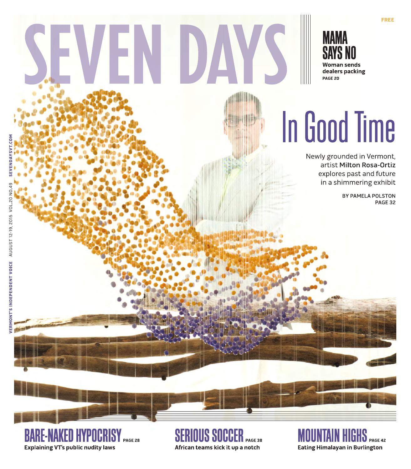 Seven Days August 12 2015 by Seven Days issuu