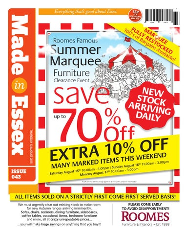 Made In Essex Issue 43 By Made In Essex Issuu