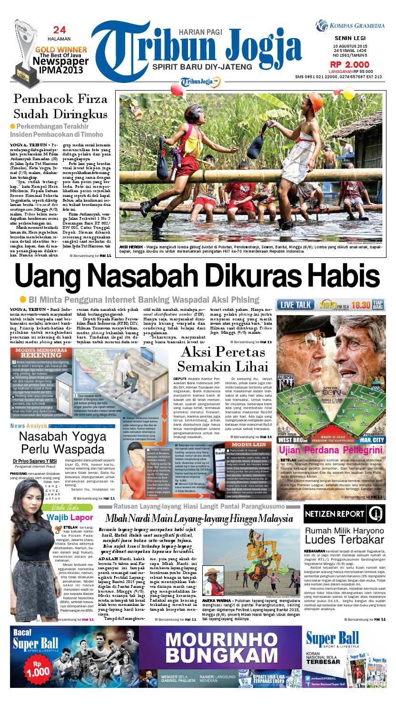 Tribunjogja 10 08 2015 By Tribun Jogja Issuu Produk Ukm Bumn Nabilla Biru Donker Ty Hijab